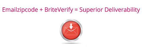 Email address list with superior deliverability